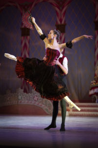 "Callie in ""The Nutcracker"""